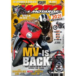 Magazine Moto et Motards n°237