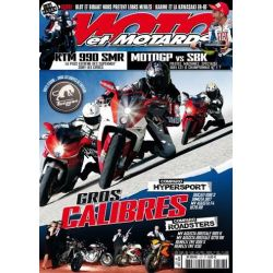 Magazine Moto et Motards n°127