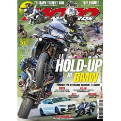 Magazine Moto et Motards n°238