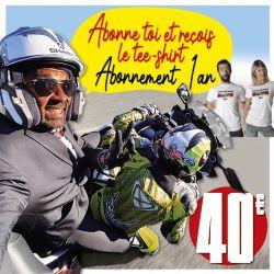 ABO FRANCE 6 n°  1AN +...