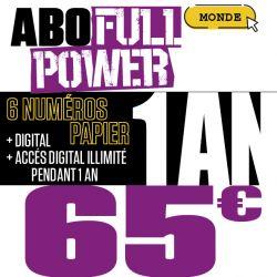 ABO Monde Full Power