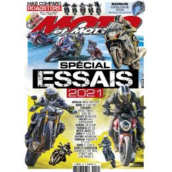 Magazine Moto et Motards n°240
