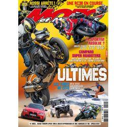 magazine Moto et Motards n°242