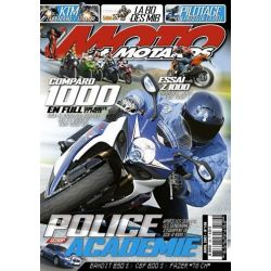 Magazine Moto et Motards n°106