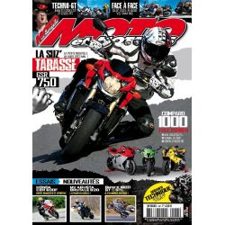 Magazine Moto et Motards n°147