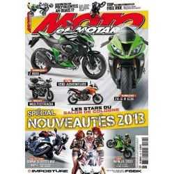 Magazine Moto et Motards n°162