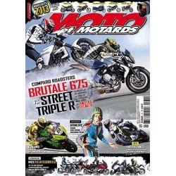 Magazine Moto et Motards n°161