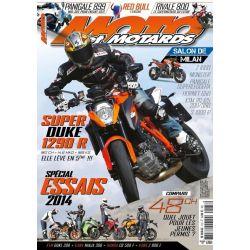 Magazine Moto et Motards n°173